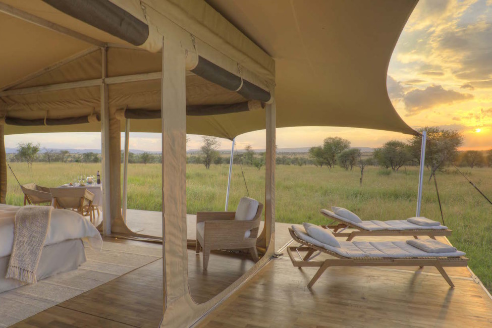 Tanzania Luxury Tent Safari